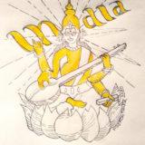 オンライン講座「インド音楽演奏の枠組み~ラーガ」【ディスタンスざんすく〜る】
